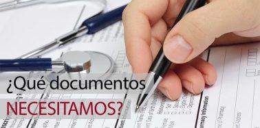 ¿qué documentos necesitamos cuando salimos del hospital?